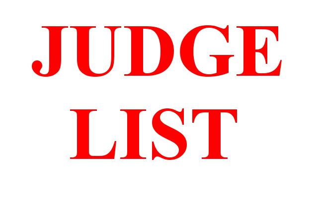 Bírói lista
